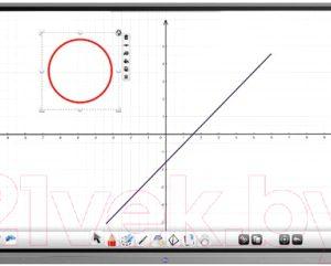Интерактивная панель Prestigio MultiBoard 86 / PMB728L862