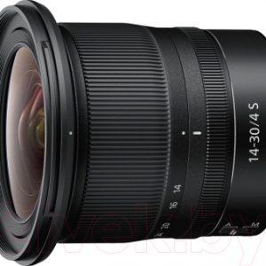 Широкоугольный объектив Nikon Nikkor Z 14-30mm f4 S