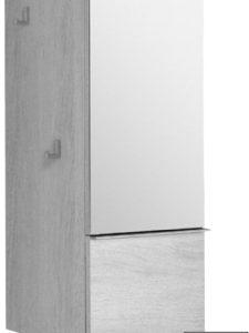 Шкаф-полупенал для ванной Jacob Delafon Odeon Up EB893D-N18