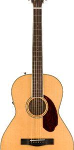 Электроакустическая гитара Fender PM-2 Standard Parlor Natural