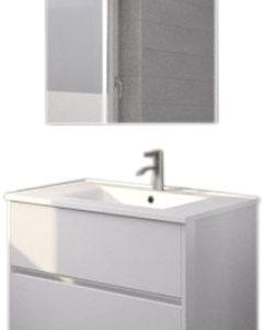 Комплект мебели для ванной Riho Porto SET 01 / FPO060DP0DP0S01