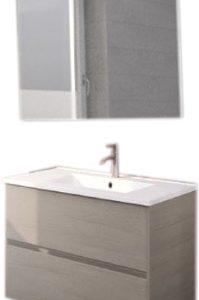 Комплект мебели для ванной Riho Porto SET 01 / FPO060DP4DP4S01