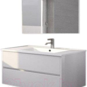 Комплект мебели для ванной Riho Porto SET 05 / FPO080DP0DP0S05