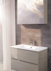 Комплект мебели для ванной Riho Porto SET 23 / FPO060DP4DP4S23