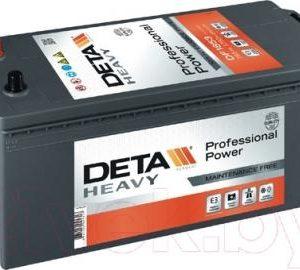 Автомобильный аккумулятор Deta Professional Power DF2353