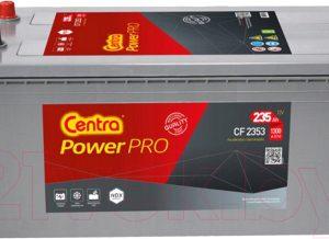 Автомобильный аккумулятор Centra Professional Power L+ / CF2353
