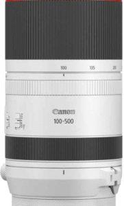 Длиннофокусный объектив Canon RF 100-500mm f/4.5-7.1L IS USM (4112C005)