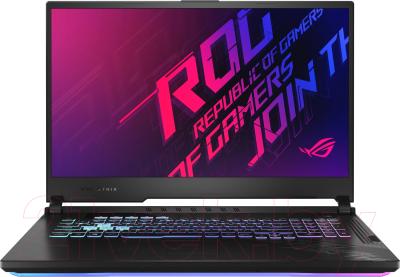 Игровой ноутбук Asus ROG Strix G17 G712LU-EV013