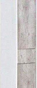 Шкаф-полупенал для ванной Roca Ronda ZRU9303005