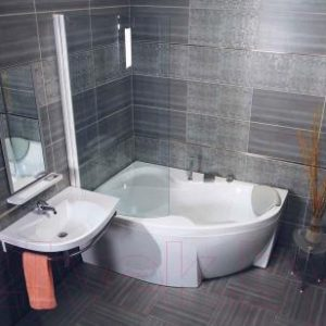 Экран для ванны Ravak Rosa II 150 R