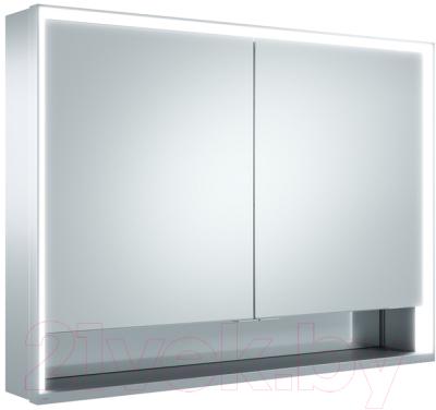 Шкаф с зеркалом для ванной Keuco Royal Lumos 14304171301