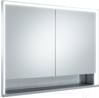 Шкаф с зеркалом для ванной Keuco Royal Lumos 14314171301