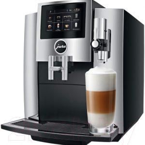 Кофемашина Jura S8 Chrome / 15187