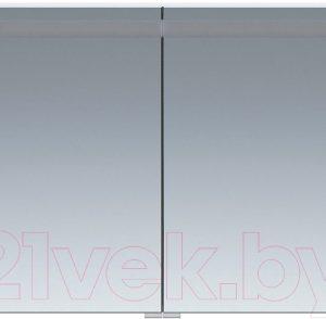 Шкаф с зеркалом для ванной AM.PM Sensation M30MCX1001WG