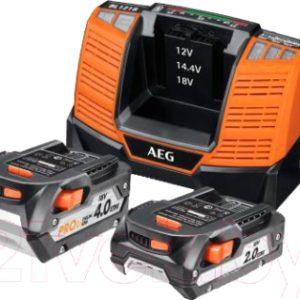 Аккумулятор для электроинструмента AEG Powertools SETLL18X02BL2
