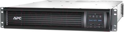 ИБП APC Smart-UPS 3000VA LCD RM 2U 230V (SMT3000RMI2UNC)
