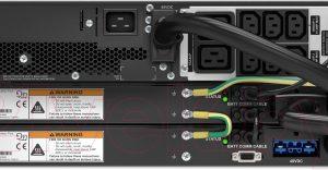 ИБП APC Smart-UPS SRT LI-ION 3000VA RM 230V (SRTL3000RMXLI)