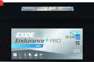 Автомобильный аккумулятор Exide StartPro L+ / EG2153