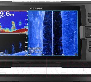 Эхолот-картплоттер Garmin Striker Plus 9SV / 010-01875-01