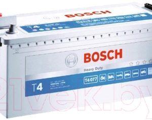 Автомобильный аккумулятор Bosch T4 0092T40800