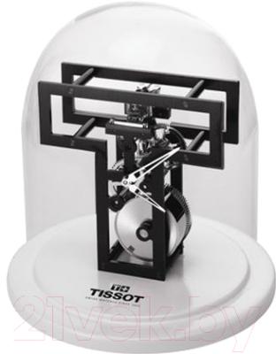 Настольные часы Tissot T855.942.39.050.00