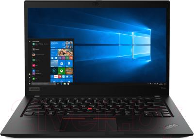 Ноутбук Lenovo ThinkPad T14s Gen 1 (20T00020RT)