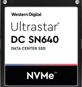 SSD диск Western Digital Ultrastar DC SN640 3840GB (WUS4BB038D7P3E1)