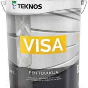 Антисептик для древесины Teknos Visa Base 1