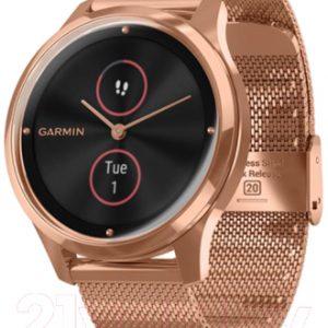 Умные часы Garmin Vivomove Luxe / 010-02241-24