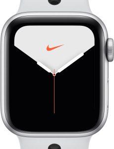 Умные часы Apple Watch Series 5 Nike+ GPS 44mm / MX3V2