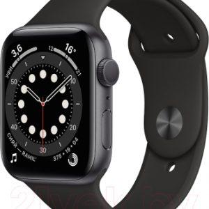 Умные часы Apple Watch Series 6 44mm / M00H3