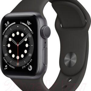 Умные часы Apple Watch Series 6 GPS 40mm / MG133