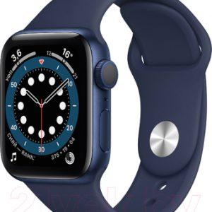 Умные часы Apple Watch Series 6 GPS 44mm / M00J3