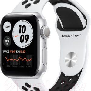 Умные часы Apple Watch Series 6 Nike Plus GPS 44mm / MG293