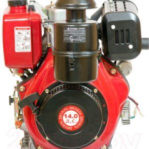 Двигатель дизельный Weima с эл.стартером WM192FE