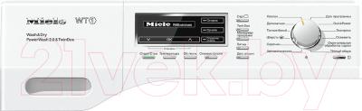 Стирально-сушильная машина Miele WTH 130 WPM