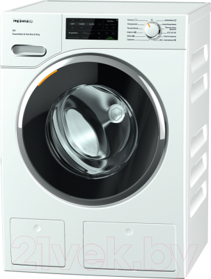 Стиральная машина Miele WWI 860 WPS White Edition / 11WI8603RU