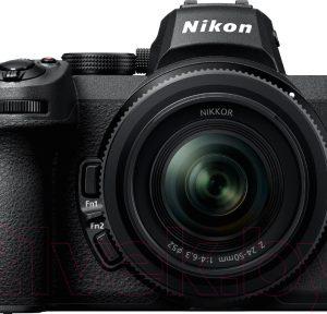 Беззеркальный фотоаппарат Nikon Z5 Kit 24-50mm f/4-6.3 + FTZ Adapter