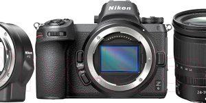 Беззеркальный фотоаппарат Nikon Z6 + 24-70mm f4 + переходник FTZ Kit