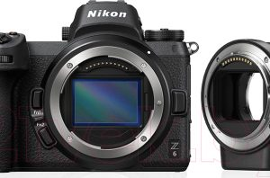 Беззеркальный фотоаппарат Nikon Z6 + переходник FTZ Kit