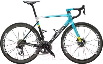 Велосипед Wilier Zero SLR Disc Dura Ace Di2 Astana / E000N