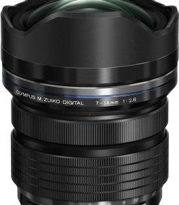 Широкоугольный объектив Olympus М.Zuiko Digital ED 7-14mm f2.8 PRO