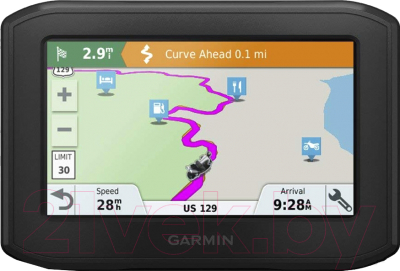 GPS навигатор Garmin Zumo 396 LMT-S / 010-02019-10